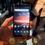 Nokia 8 Sirocco oficial: gama superior aún más elegante y con Android One (vista previa)
