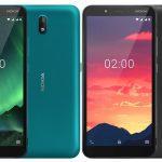 Nokia C2 es oficial: uno de los smartphones más modestos del mercado, con Android Go (foto)