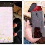 OnePlus 6: este podría ser el primer prototipo, y quizás no te guste (foto)