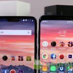 OnePlus 6 vs Samsung Galaxy S9 +, comparación (fotos y videos)
