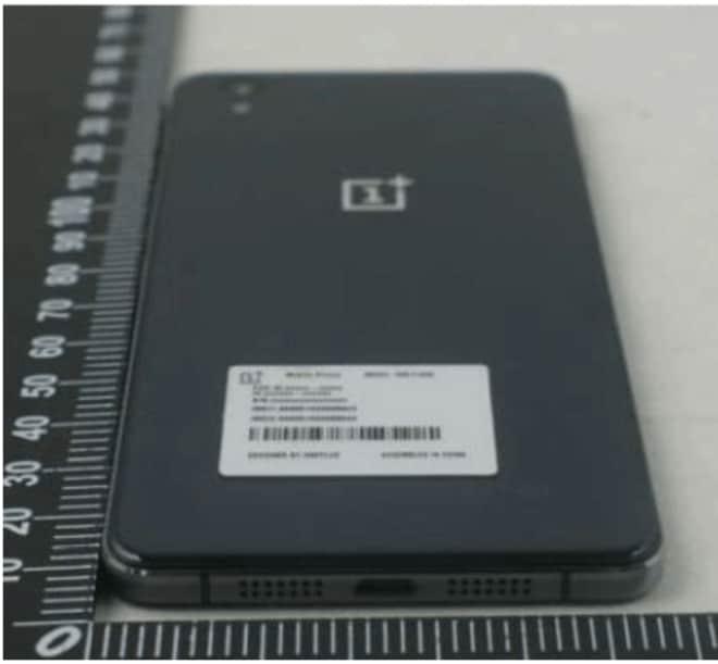 OnePlus X pasa la FCC, aquí están las primeras imágenes (fotos)
