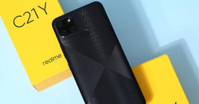 Realme C21Y con Android 11 (Go Edition), Unisoc T610 SoC con punta ...
