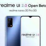 Realme Narzo 30 Pro 5G comienza a obtener la actualización de la interfaz de usuario de Realme 2.0 …