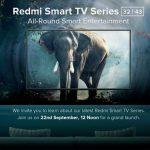 Redmi Smart TV de 32 y 43 pulgadas se lanzará en India en septiembre …