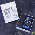 Revisión de Highscreen Power Five MAX 2: este teléfono inteligente te sobrevivirá todavía