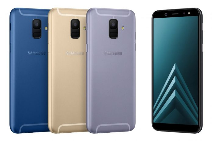 Samsung Galaxy A6 e A6+ ufficiali: poche sorprese, tanta concretezza e colori per tutti i gusti (foto) (aggiornato)