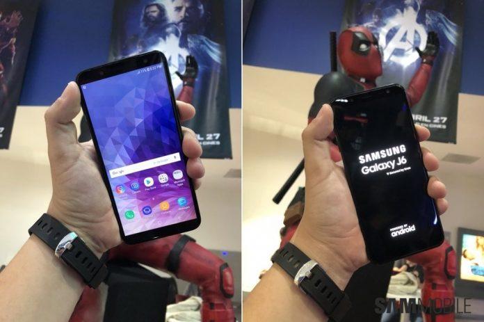 Samsung Galaxy J6 non è per nulla timido: si mostra da tutte le angolazioni in tanti nuovi render
