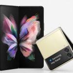 Samsung Galaxy Z Flip 3 presentado en renderizado de 360 grados filtrado