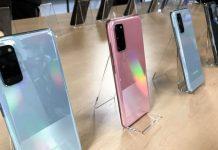 Samsung está preparando el Galaxy S20 Fan Edition.  En qué se diferencia del Galaxy S20 normal