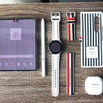 Thom Browne vuelve a vestir Samsung plegable: aquí está la edición especial del Galaxy Z Fold 3 y Z Flip 3 (foto)
