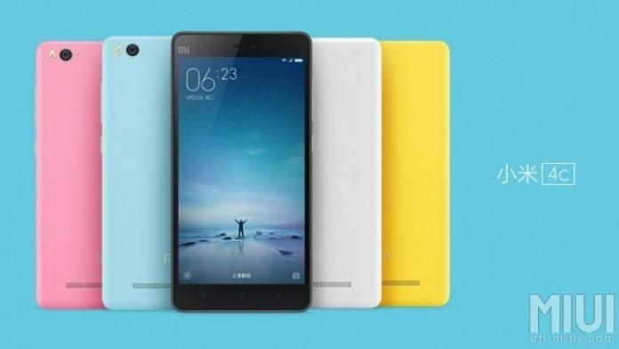 Xiaomi Mi 4c in pre-ordine in Italia da 259€