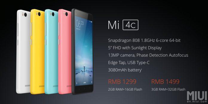 Xiaomi Mi 4c: unboxing, hands-on e tanti sample fotografici realistici (foto e video)