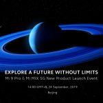 Xiaomi Mi MIX Alpha estará hecho de materiales premium, no será plegable pero te sorprenderá de todos modos (foto)