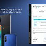 Xiaomi desea reiterar que Mi MIX 3 5G llegará a Europa